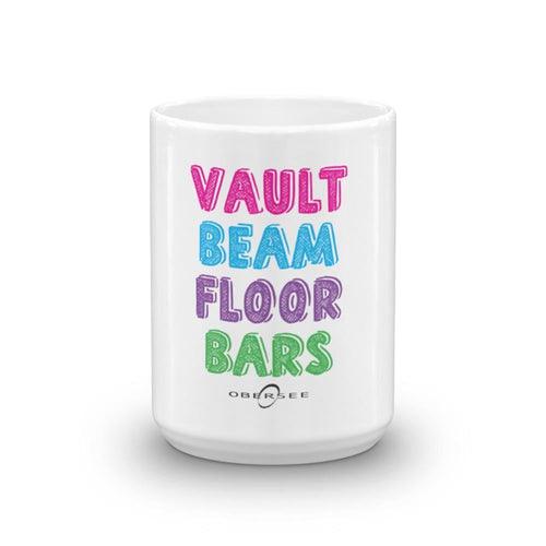 Obersee Coffee Mug - Vault Beam Floor Bars - Obersee