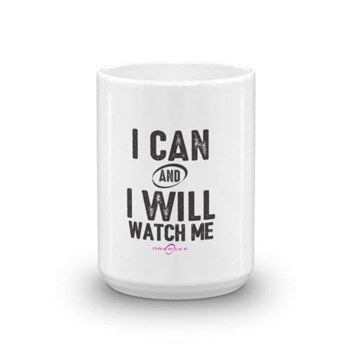 Obersee Coffee Mug - I Can and I Will - Obersee