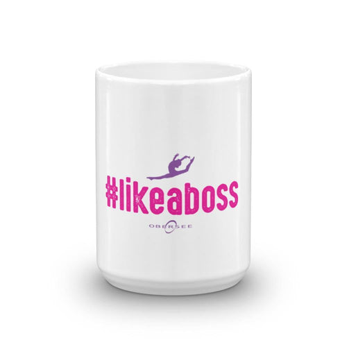 Obersee Coffee Mug - Like a Boss - Obersee