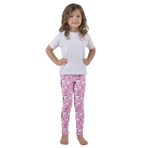 Obersee Kid's Unicorn Leggings - Obersee