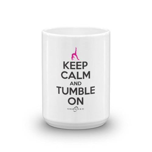 Obersee Coffee Mug - Keep Calm and Tumble On - Obersee