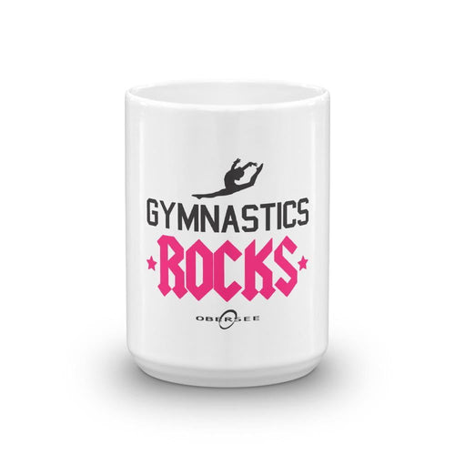 Obersee Coffee Mug - Gymnastics Rocks - Obersee