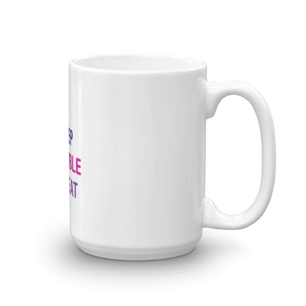 Obersee Coffee Mug - Eat Sleep Tumble Repeat