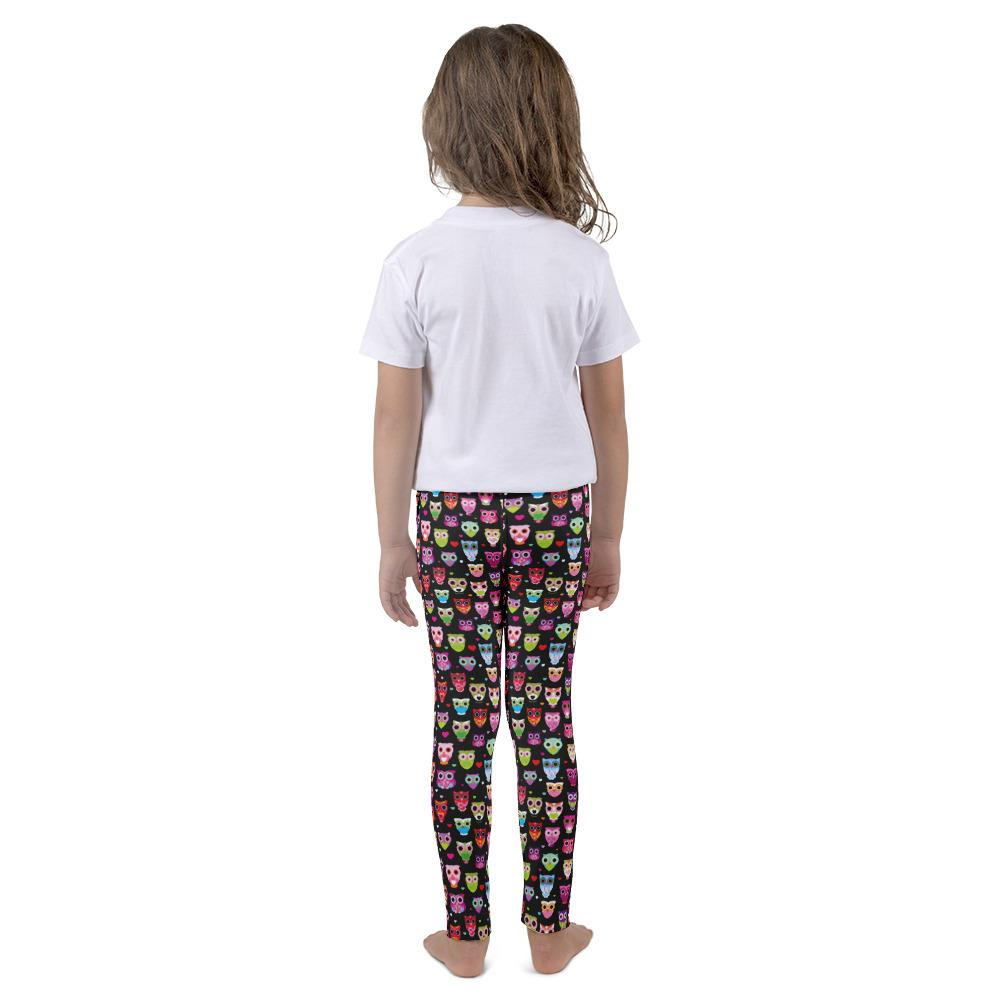 Obersee Owl Kid's leggings - Obersee