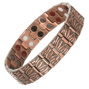 """Megas""  4-in-1 Copper Health Bracelet"