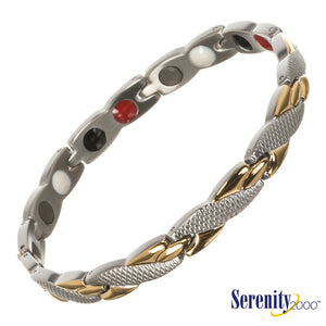 """Anthea"" 4-in-1 Health Bracelet"