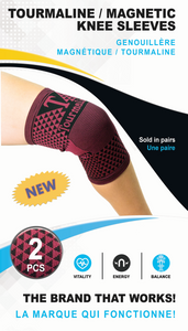 Tourmaline / Magnetic Knee Sleeves