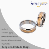 Aella - Tungsten Carbide Rings