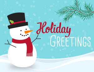 Holiday Standard eCard #164