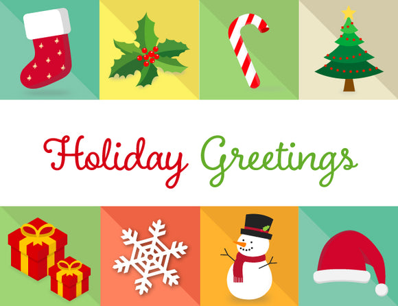 Holiday Standard eCard #165