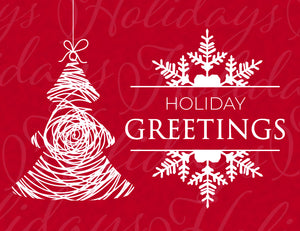Holiday Standard eCard #163