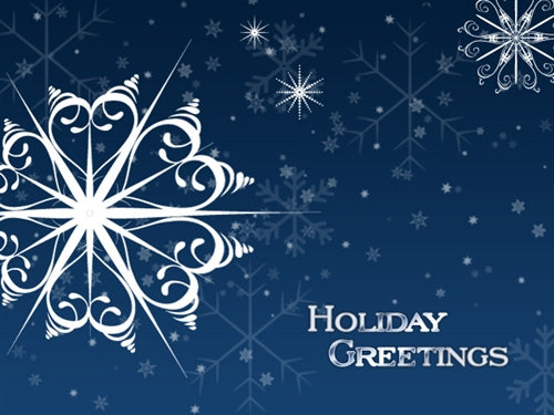 Holiday Standard eCard #017