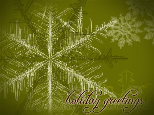 Holiday Standard eCard #023