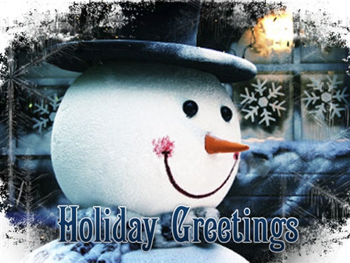 Holiday Standard eCard #031
