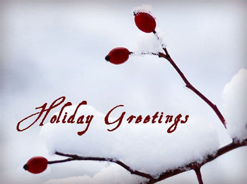 Holiday Standard eCard #063