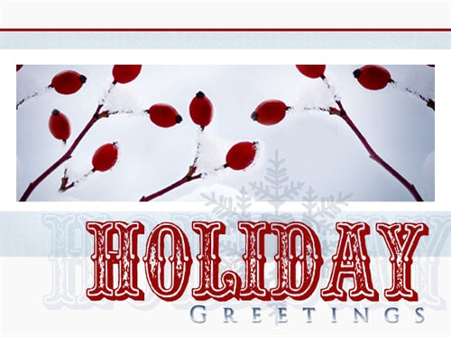 Holiday Standard eCard #111