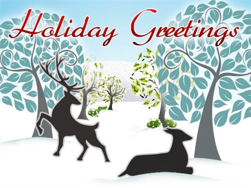 Holiday Standard eCard #125
