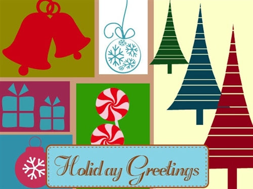 Holiday Standard eCard #126