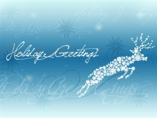 Holiday Standard eCard #128
