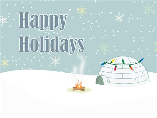 Holiday Standard eCard #131
