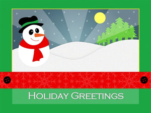 Holiday Standard eCard #137