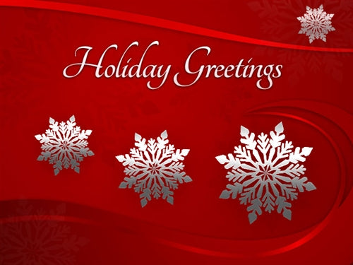 Holiday Standard eCard #147