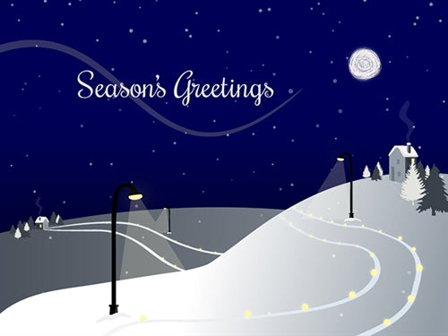 Holiday Standard eCard #158