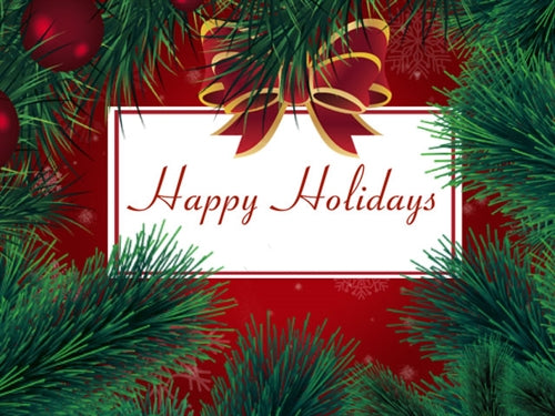 Holiday Premium eCard #PC-008