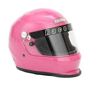 PRO15 Full Face Helmet - Hot Pink