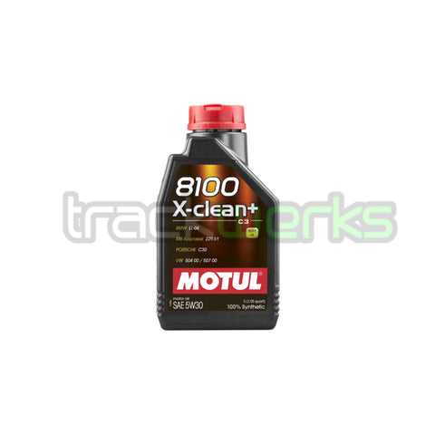 8100 X-Clean+ 5W30 Synthetic Motor Oil - Trackwerks