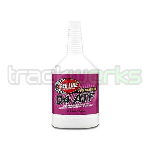 D4 ATF / Power Steering Fluid 1QT