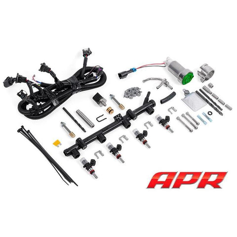 APR MQB Fueling System Upgrade Kit Port Injection + LPFP