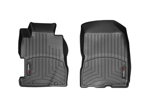 06-11 Civic Sedan Digi-Fit Front Floor Liner Set - Trackwerks