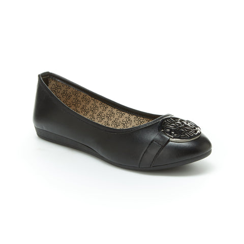 Anabel | Black PU