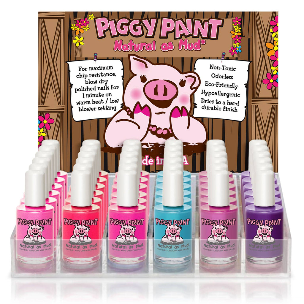 Piggy Paint Most Popular Colors