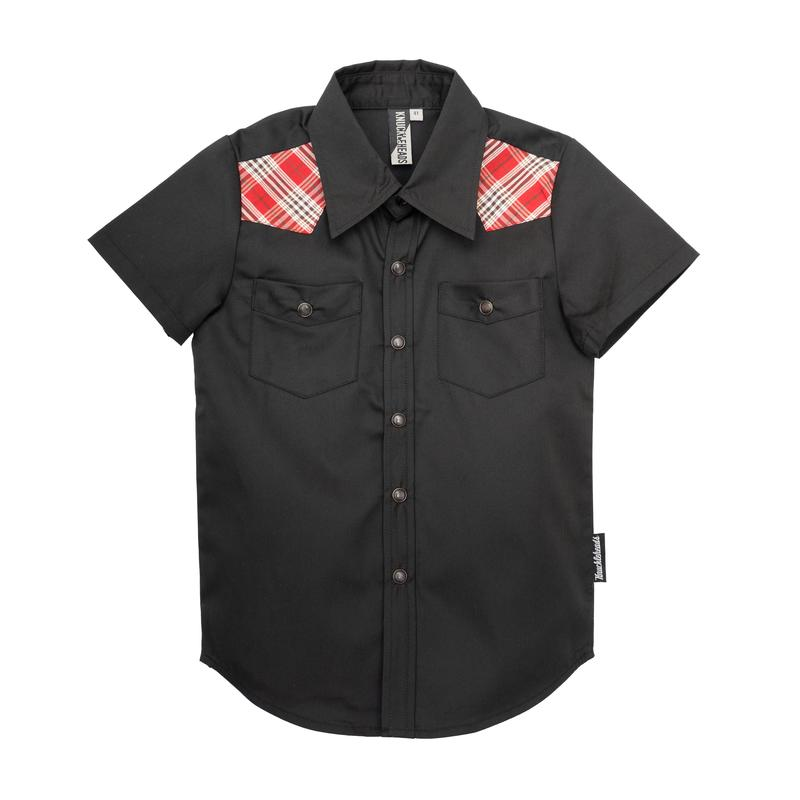 Knuckleheads Cash Button Down