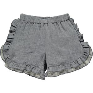 Vignette Cecily Shorts - Navy Gray