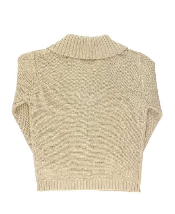 RB Shawl Collar Sweater