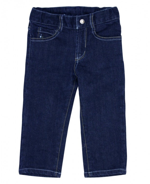RB Dark Blue Slim Jeans