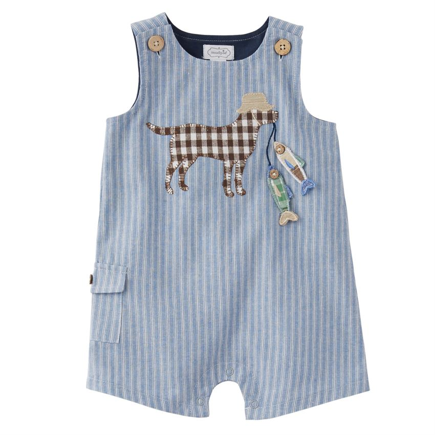 Mud Pie Fishing Shortall