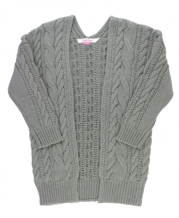 RB Chunky Knit Cardigan