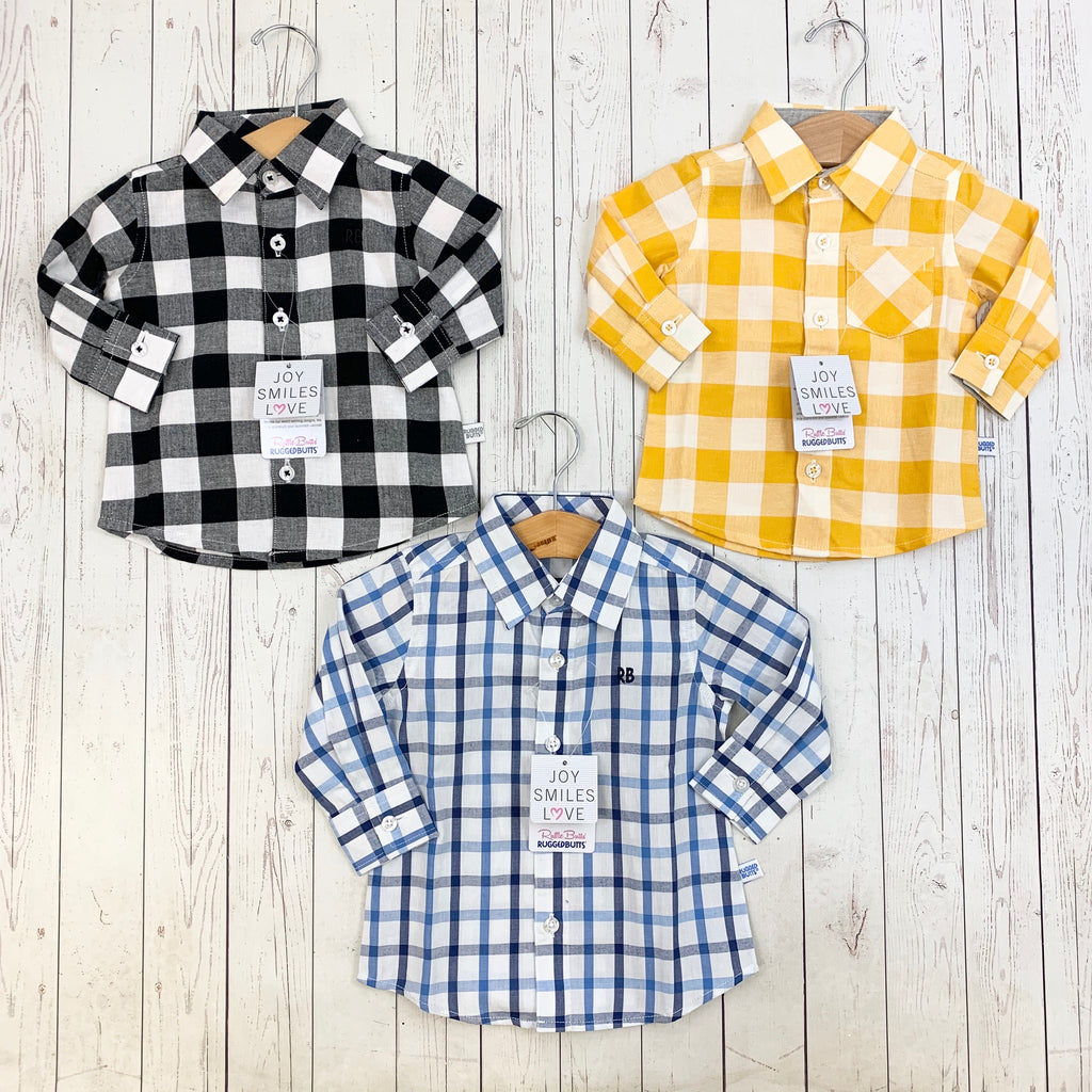 RB Button Down