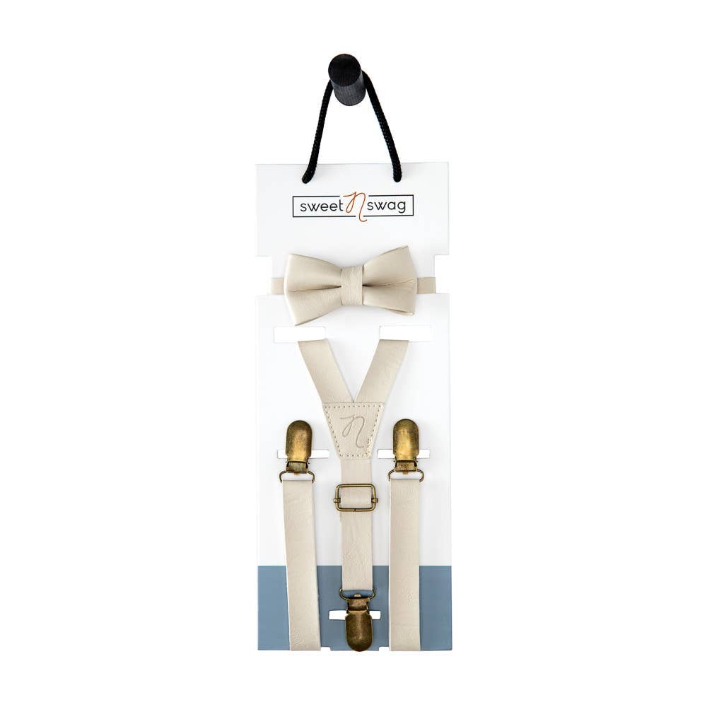 Sweet N Swag Bow Tie Set