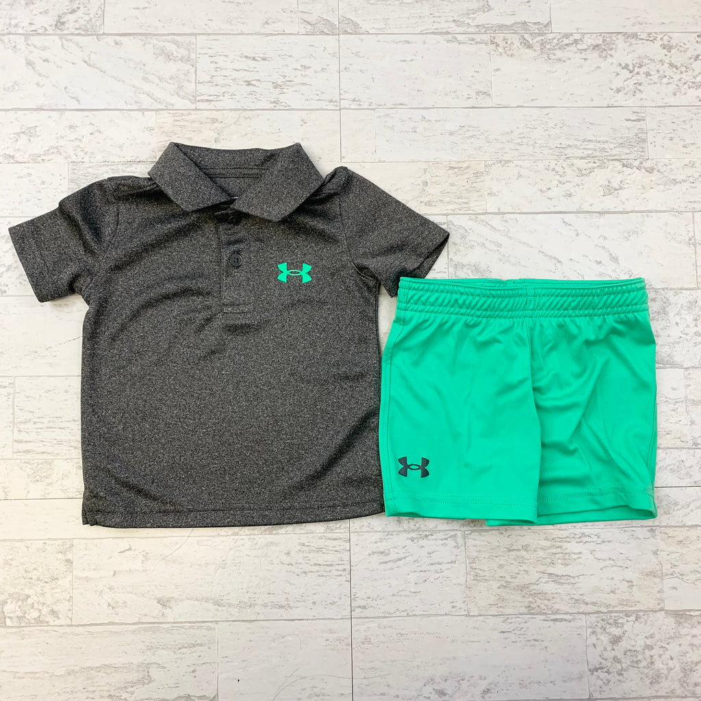 UA Golf Polo set