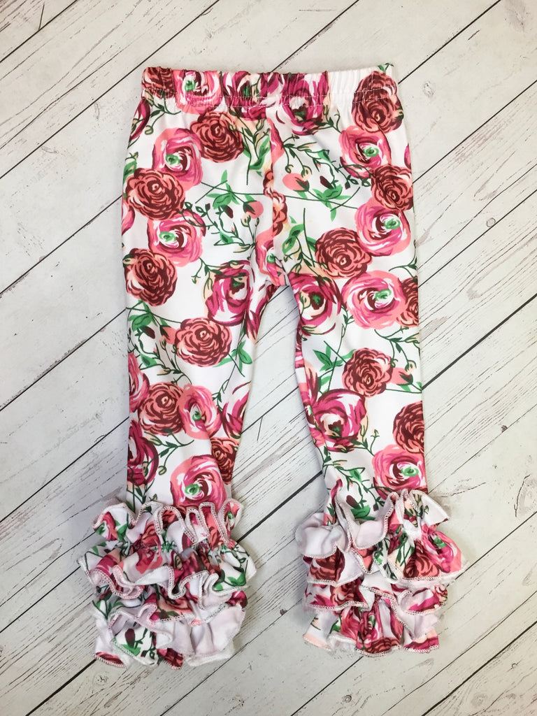 Two Little Birds Floral Icing Pants