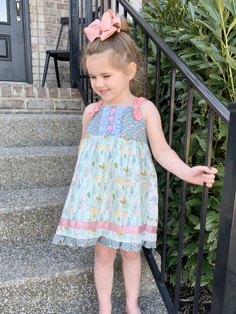 Happy Spring Dress