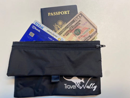 Travel Wally Black