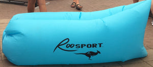 Self Inflating Lounger.  Comes in small backpack.  Great for Concerts, Ballgames, The Beach, Backyard, and more...Take it to