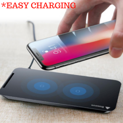 NEW Hot Product *Fast Wireless Charger With Charging Dock Station*
