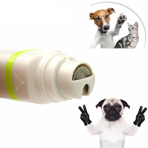 Hair Trimmer and Nail Grinder for Cats and Dogs - Selling fast!